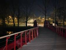"""Pol Van Den Driessche (N-VA): """"Komen de lichtjes nog terug aan de gerenoveerde IJsputbrug?"""""""