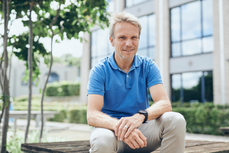 Lode Godderis. 'Mensen stellen zich nu vaker de vraag of hun job een goede job is en hun werkgever een goede werkgever.' Beeld Thomas Nolf