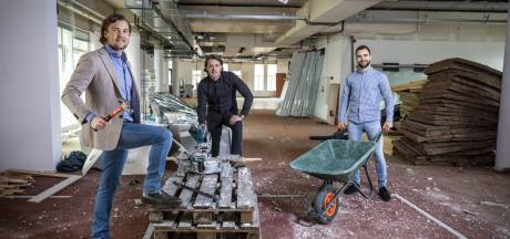 Cube uit Oldenzaal wil meer ruimte: 'Dat nuchtere van Noordoost-Twente past ons goed'