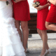 Zus van bruid zakt volledig in elkaar: 'Mijn hart stopte tijdens de ceremonie'