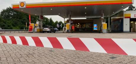 Gewapende overval op tankstation in Harderwijk: verdachte op de vlucht