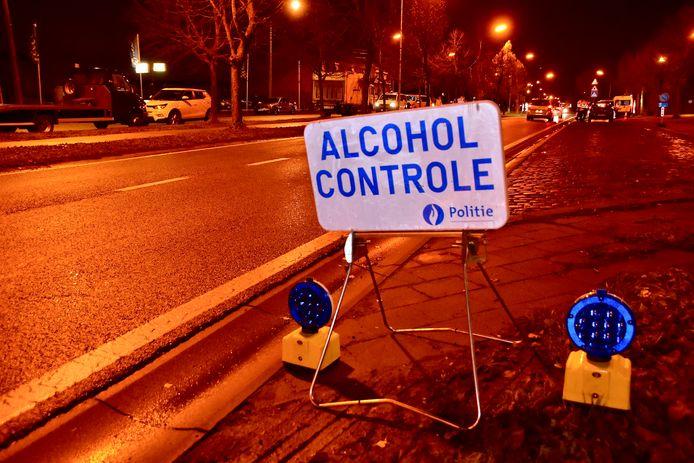 Er zullen weer meer alcoholcontroles worden uitgevoerd tijdens de winterperiode.