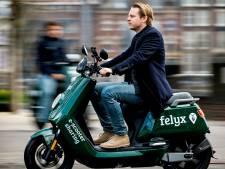 Deelscooters van Felyx breiden uit naar Hoek van Holland