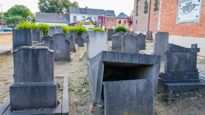 Ideaal voor horrorfilm, zo verloederd is dit kerkhof