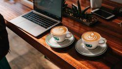 Lastige meeting met collega's voor de boeg? Drink een kopje koffie