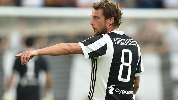 Juventus moet het een maand zonder Marchisio doen