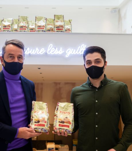 Gezond smullen van ijsjes en wafels: nieuwe zaak op De Keyserlei bant suiker