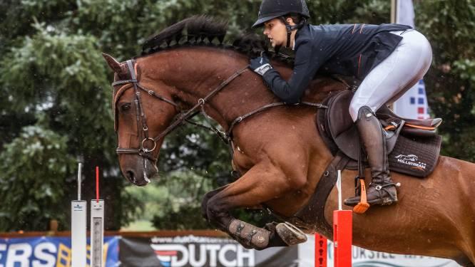 Kleine 1500 rijders laten hun springkunsten zien in Etten-Leur: 'Dit hebben we in Engeland niet'