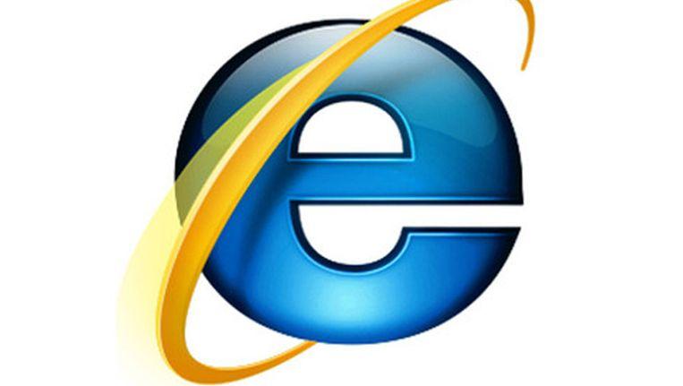 Logo Internet Explorer Beeld null