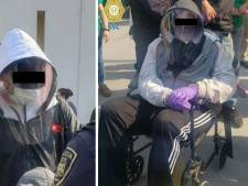 FIFA-esporters vermomd als ouderen doen poging om coronavaccin te ontvangen