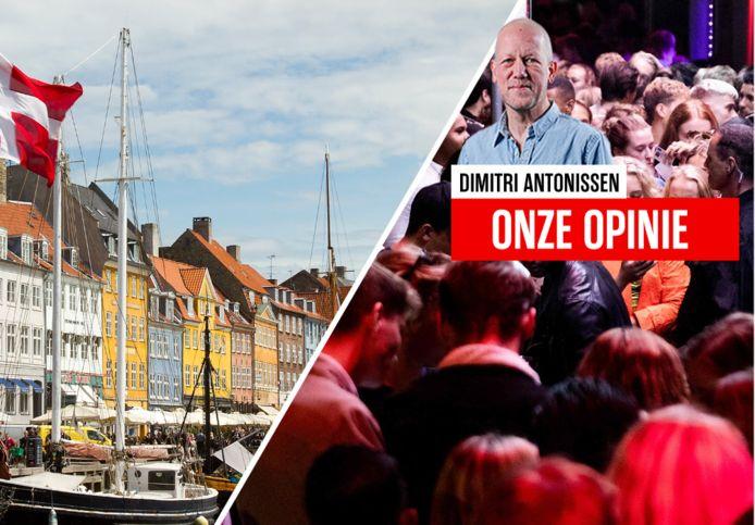 In Denemarken werden vrijdag alle coronamaatregelen afgeschaft
