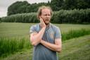 Ruben Berendts ijvert al meer dan tien jaar voor de bouw van Windpark Goyerbrug.