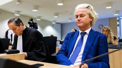 """Geert Wilders doet aangifte tegen officier van justitie in """"minder Marokkanen""""-proces"""