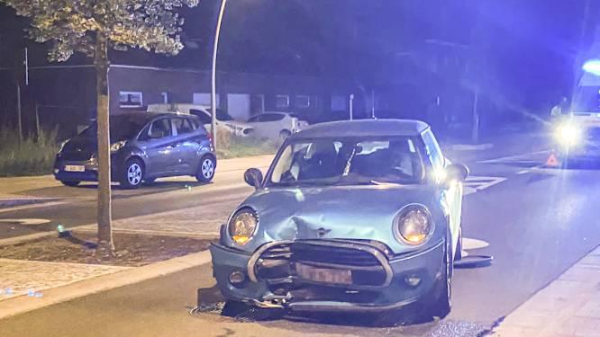 Chauffeur gewond geraakt bij verkeersongeval in Zingem