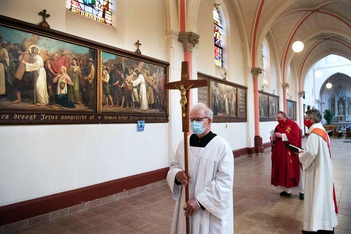 De Heilige Barbarakerk in Culemborg.