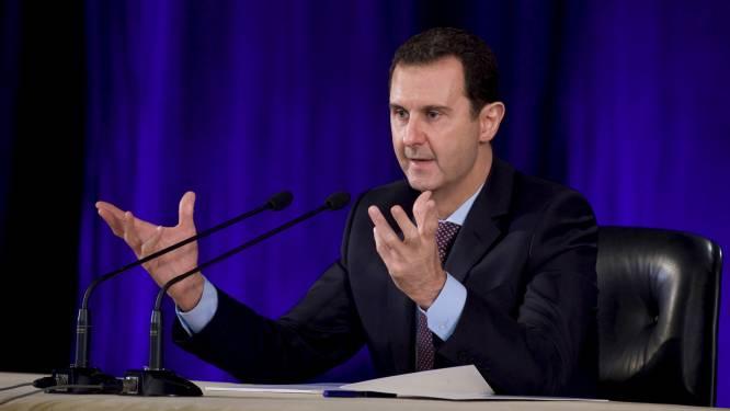 Syrische president Assad bereid tot staakt-het-vuren