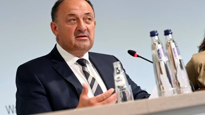 "Waals viceminister-president Borsus: ""Te vroeg om mondmaskers te laten vallen"""