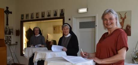 Zorgboog ontfermt zich over missiezusters van Het Kostbaar Bloed in Aarle-Rixtel