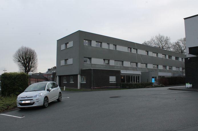 De gebouwen van Zonnestraal vzw in Lennik.