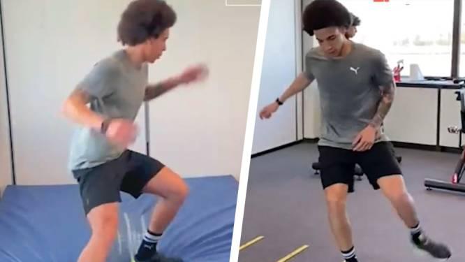 Eden Hazard doet hij weer voetballen, krijgt Lieven Maesschalck ook Axel Witsel fit voor start EK?