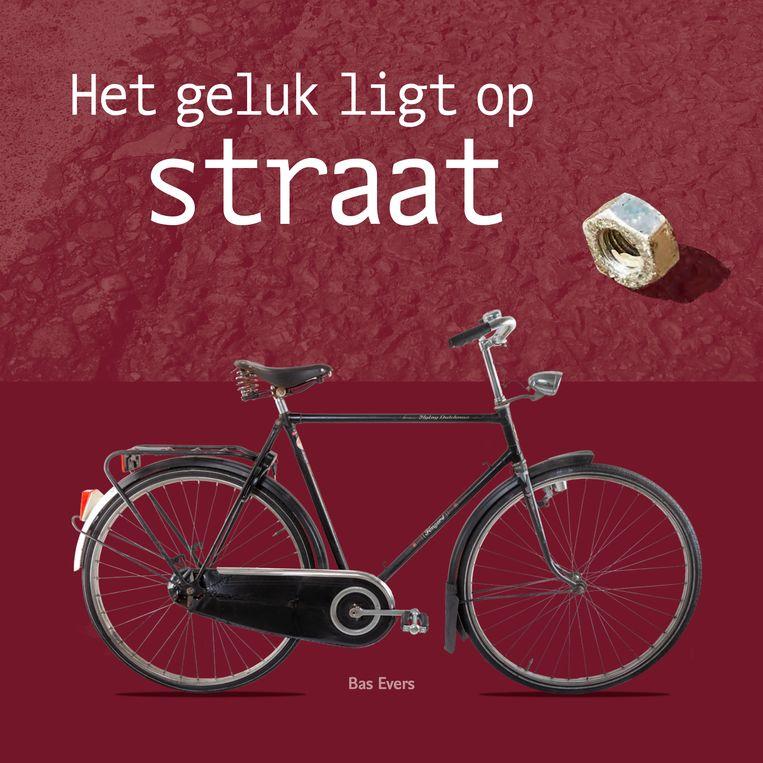 Het geluk ligt op straat Bas Evers Beeld -