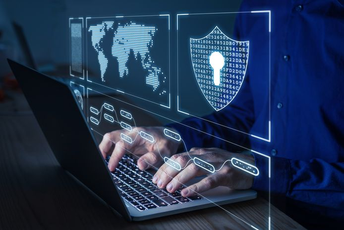 Près de la moitié (43%) des 252 entreprises belges interrogées par Vias ont été victimes de cybercriminalité l'an dernier.