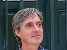 Arie-Willem Bijl in functie als tijdelijk wethouder in Wageningen
