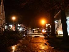 Brand bij kwekerij Westhof in 's-Heer Abtskerke onder controle