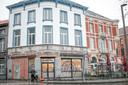De Bakkerij aan het Stationsplein in Sint-Niklaas.