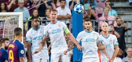PSV komt fit uit de strijd in Barcelona, Rigo, Romero en Thomas afwezig tegen Ajax