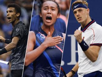 Canada aan de top in het tennis: van Auger-Aliassime over Fernandez tot Shapovalov, talent in overvloed
