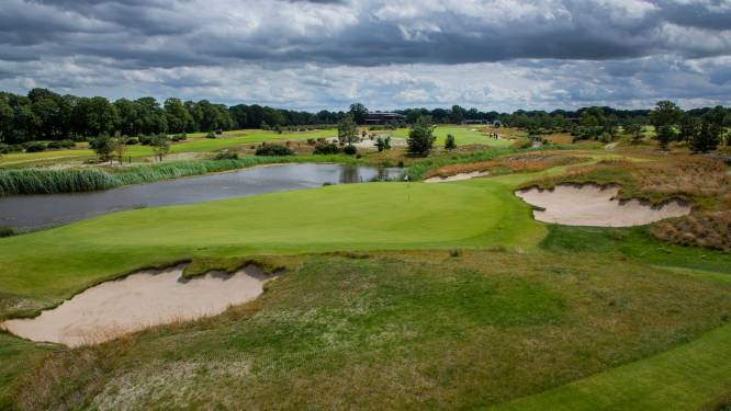 Een golftoernooi met 6500 bezoekers per dag, hoezo mag dat?
