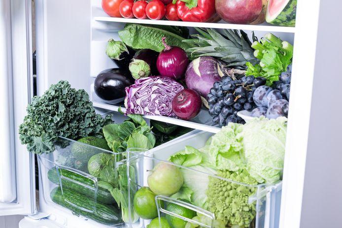 Acht op de tien Nederlanders eet te weinig groente en fruit.
