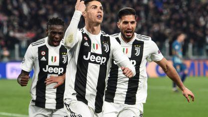Kijken in het hoofd van Ronaldo: niemand trekt zich minder aan van druk dan hij