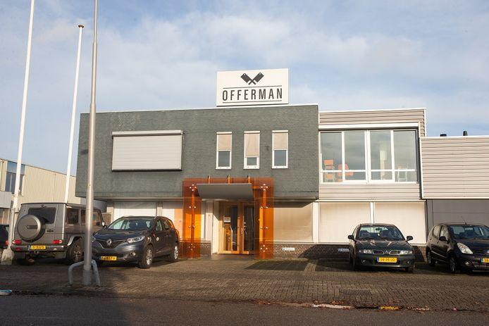 De listeriabesmetting vond plaats bij vleesverwerkingsbedrijf Offerman B.V. in Aalsmeer.