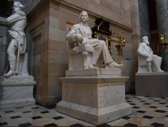 Huis van Afgevaardigden VS stemt voor verwijdering standbeelden confederatie uit Capitool