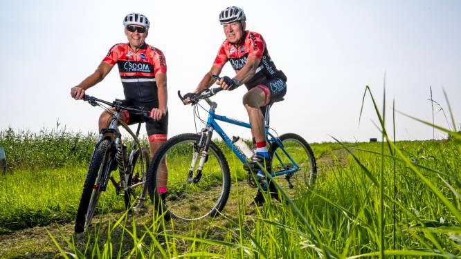 Zo plat als een dubbeltje en tóch kan je nu lekker mountainbiken in de Krimpenerwaard