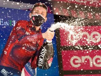 """Martin emotioneel na ritwinst in derde grote ronde: """"Ongelooflijk"""""""