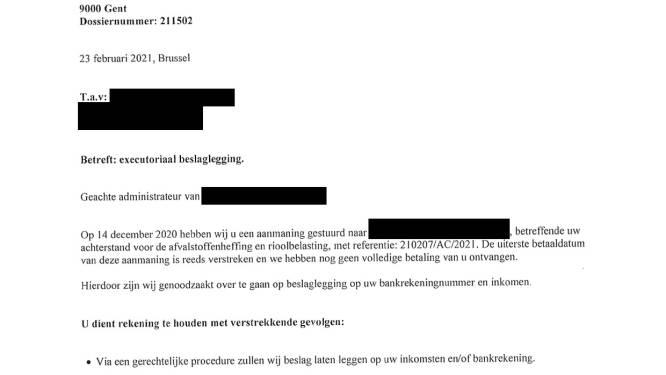 """Politie waarschuwt voor frauduleuze mails over achterstallige rioolbelasting: """"Reageer er niet op en betaal niets!"""""""