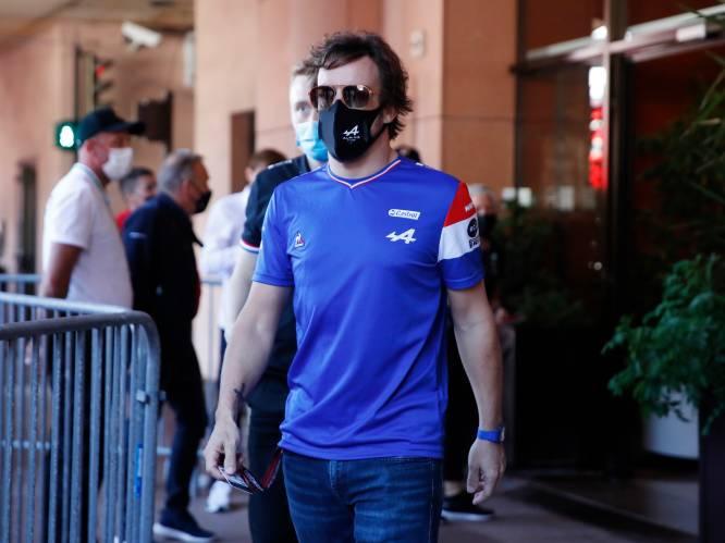 """Is Fernando Alonso nu al tikkende bom? """"Als het straks 10-0 wordt, leeft de idee dat hij een 'has been' is"""""""