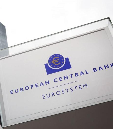 La BCE baisse son taux sur les dépôts bancaires pour stimuler l'économie