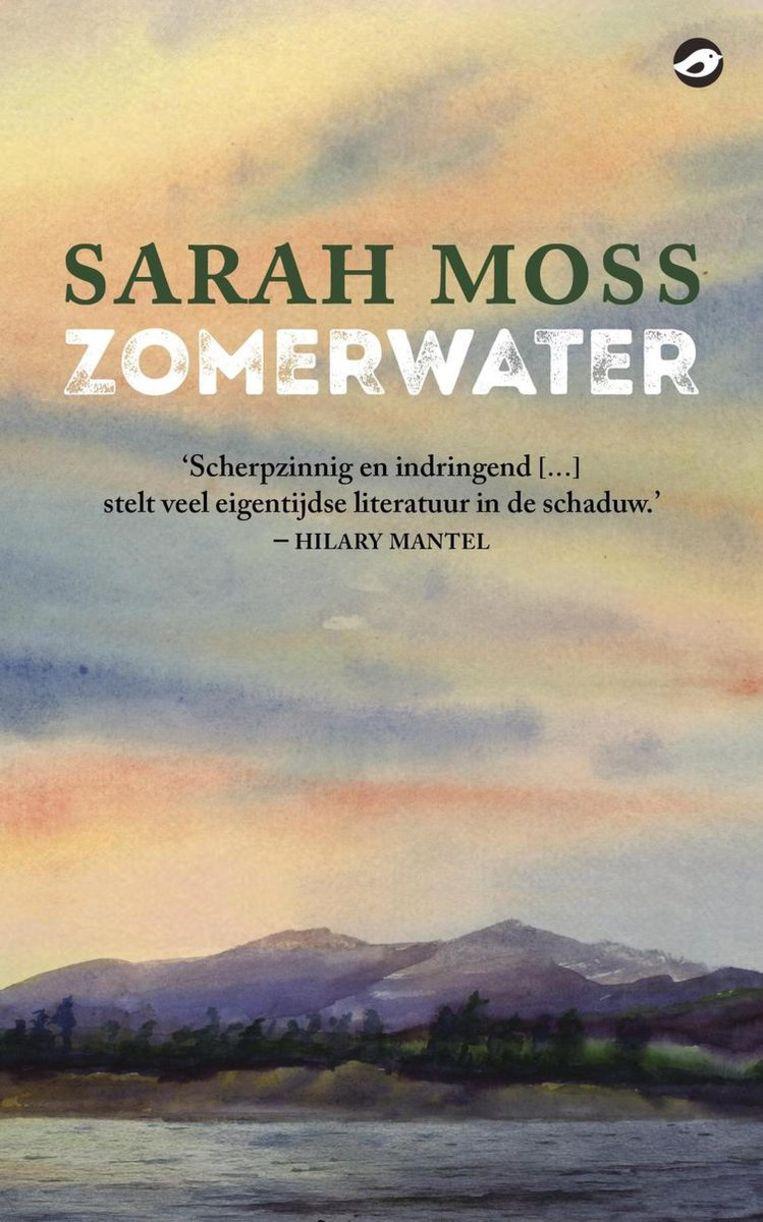 Sarah Moss, Zomerwater, Orlando Books, 222 p., 20,99 euro. Vertaling Ine Willems.   Beeld RV