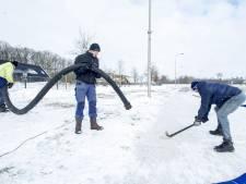 Vroege voorbereiding leidt tot schaatsprimeur in Albergen