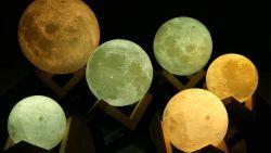 Deco en meubels als ode aan de maanlanding