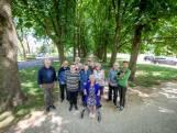 Bewoners Stokhorst in Enschede willen bomenkap voorkomen: 'Desnoods keten ik me vast'