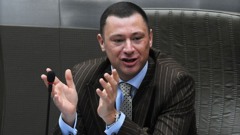 Burgemeester van Glabbeek Peter Reekmans, voormalig Vlaams Parlementslid. Beeld BELGA