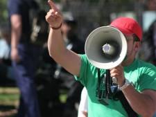 Demonstratie in Terneuzen tegen geweld Israël