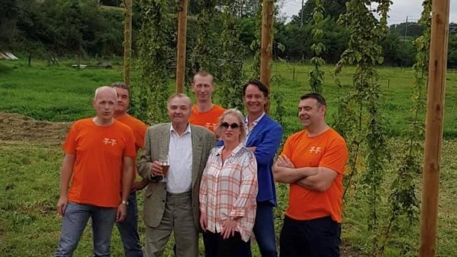 """Trejense Brouwers hebben hopveld in Terjoden: """"Eigenheid van ons dorp nieuw leven inblazen"""""""