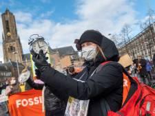 Ook in Arnhem klonk een kakofonie voor het klimaat: 'Stop ecocide, meer ecohesie!'
