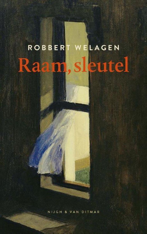 Robbert Welagen, 'Raam, sleutel', Nijgh & Van Ditmar, 208 p., 18,50 euro. Beeld rv